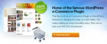 GetShopped – WordPress E-Commerce Plugin