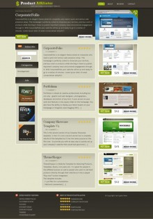 Wordpress E Commerce Theme Forest Product Affiliator Download For Free